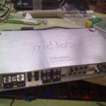 Ремонт авто усилителя MDLab AM-MB4